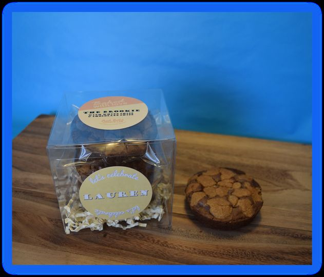Brookie 3-pack:  Features our signature Brookies (cookie/brownie combo).  This tasty treat makes a...