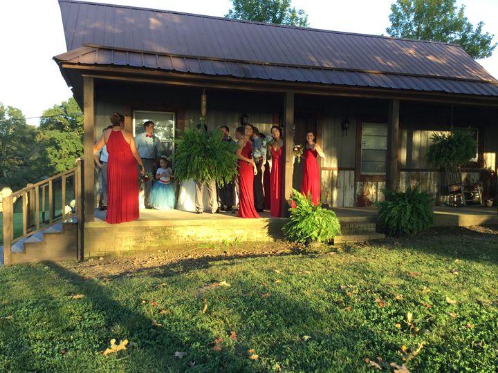 Farmhouse for wedding party