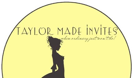 Taylor Made Invites 1