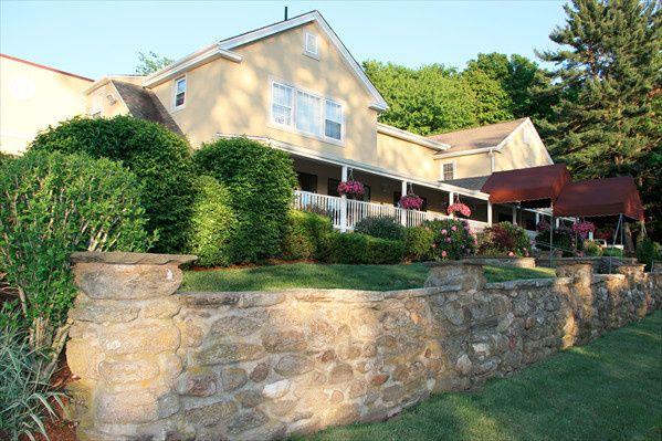 A Villa Louisa venue exterior