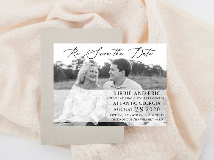 Tmx Card Mockup 010 51 1885603 158765786695907 Shoreham, NY wedding invitation