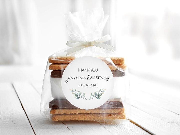Tmx Greenleaves Smores 51 1885603 158766416280263 Shoreham, NY wedding invitation