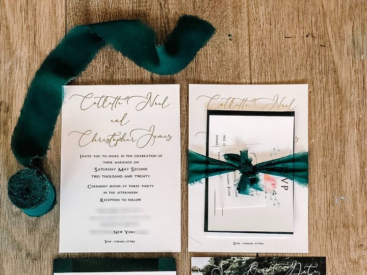 Tmx Img 2829 51 1885603 158766683753108 Shoreham, NY wedding invitation