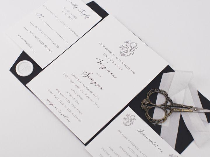 Tmx Victorian Linenpine Lilypannella 2 51 1885603 162681175634062 Shoreham, NY wedding invitation