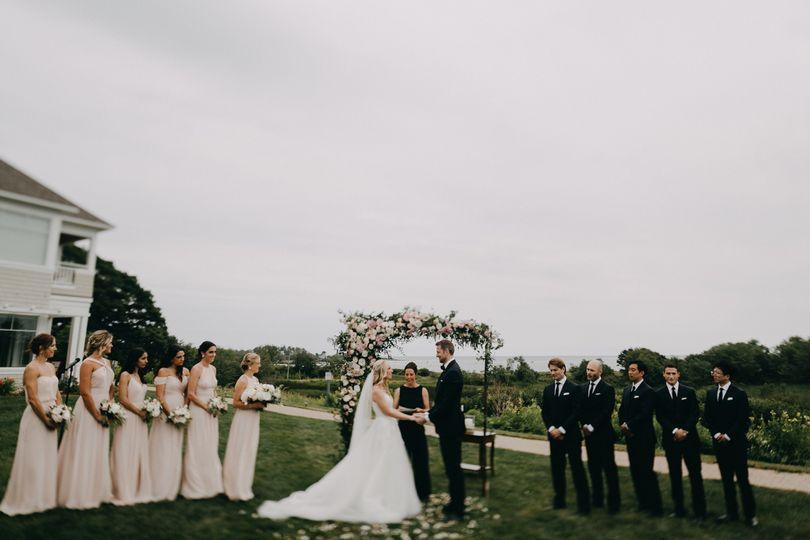Ceremony - Inn By the Sea