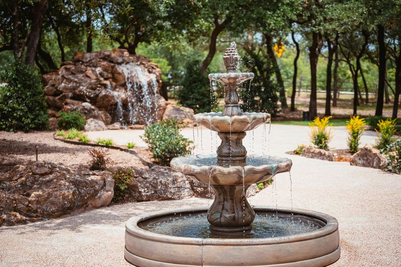 Picturesque Fountains