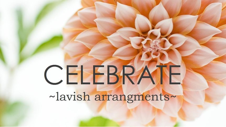 Celebrate Lavish Arrangements