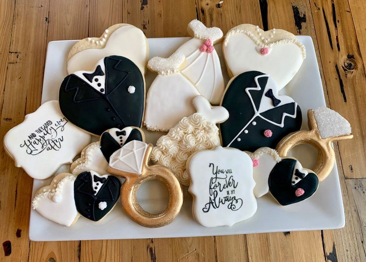 Wedding Cookie Sets