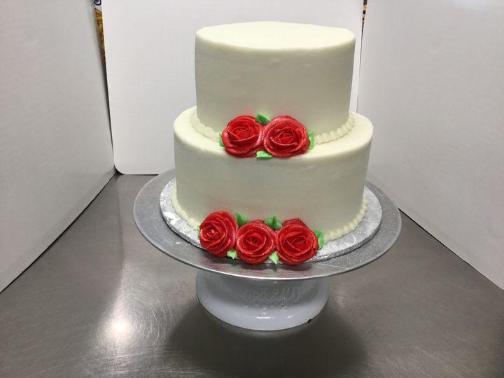 Tmx Glitter Cake 51 1067603 160018072174463 Lewiston, ME wedding cake
