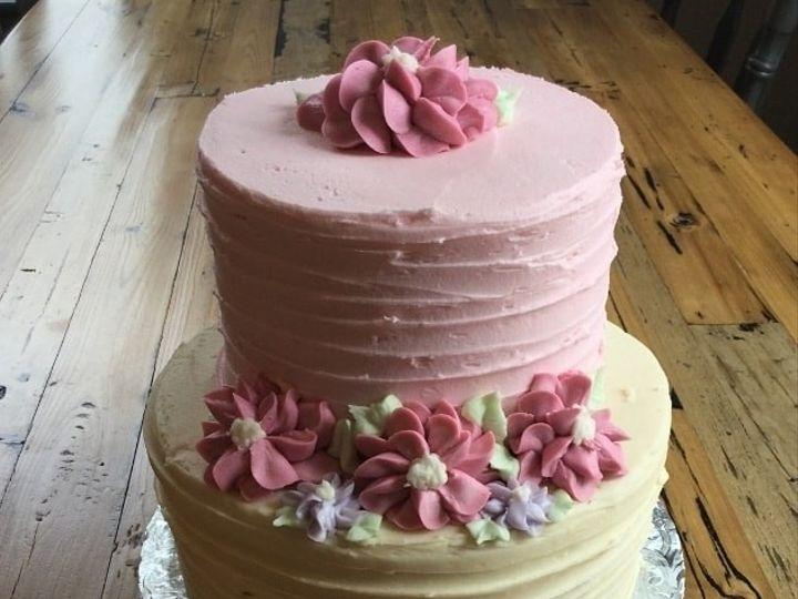 Tmx Simple Elegance 51 1067603 1569426781 Lewiston, ME wedding cake