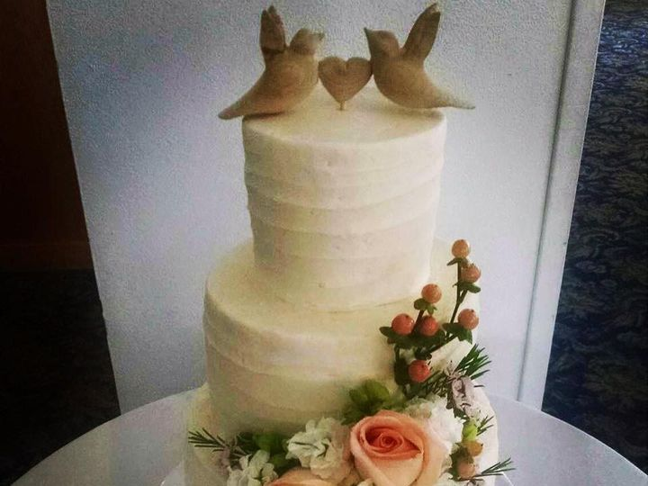 Tmx Wedding Love Birds 51 1067603 1559158536 Lewiston, ME wedding cake