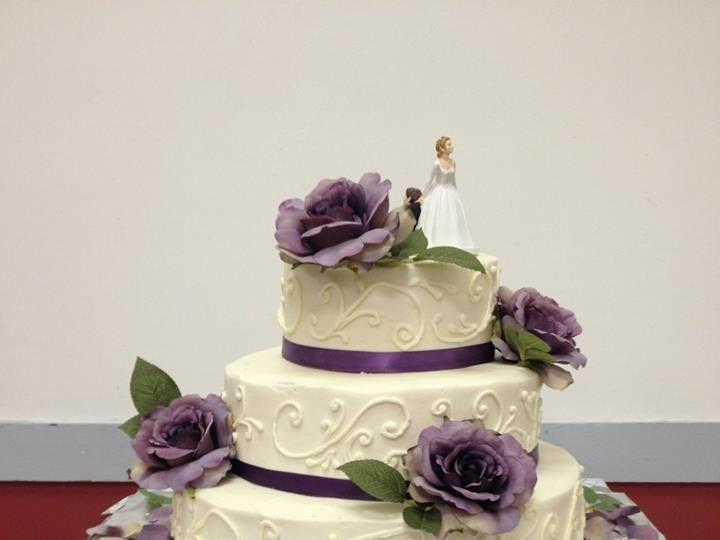 Tmx Wedding Purple 51 1067603 1559158558 Lewiston, ME wedding cake