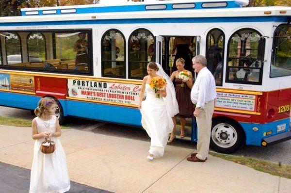 Tmx 1328195216746 110139caityandy Portland, ME wedding transportation