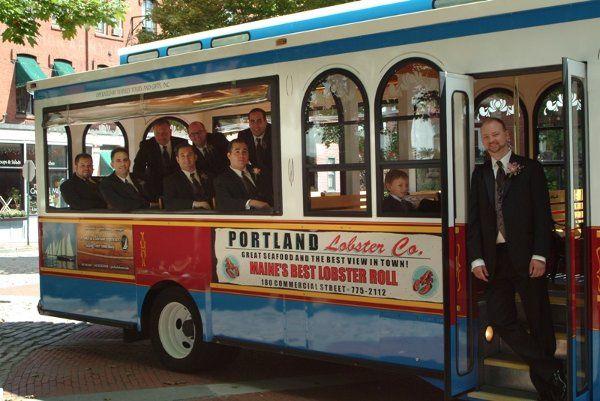 Tmx 1328195249324 Groomtrolleysm Portland, ME wedding transportation
