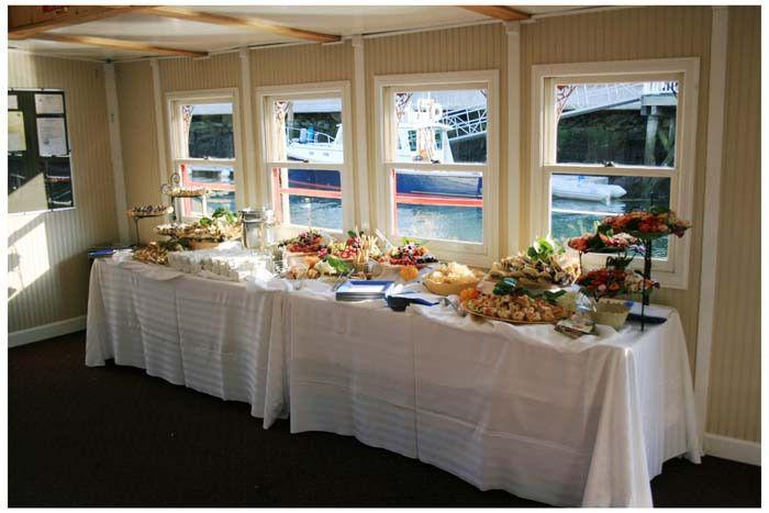 Tmx Islander Food Spread 51 18603 158110543086487 Portland, ME wedding transportation