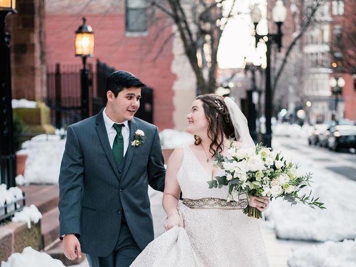 Tmx Couple Courtyard Winter 2 51 378603 1564663552 Providence, RI wedding venue