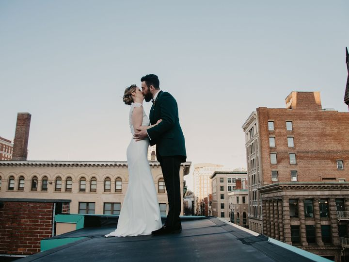 Tmx Couple Rooftop 10 51 378603 1564663602 Providence, RI wedding venue