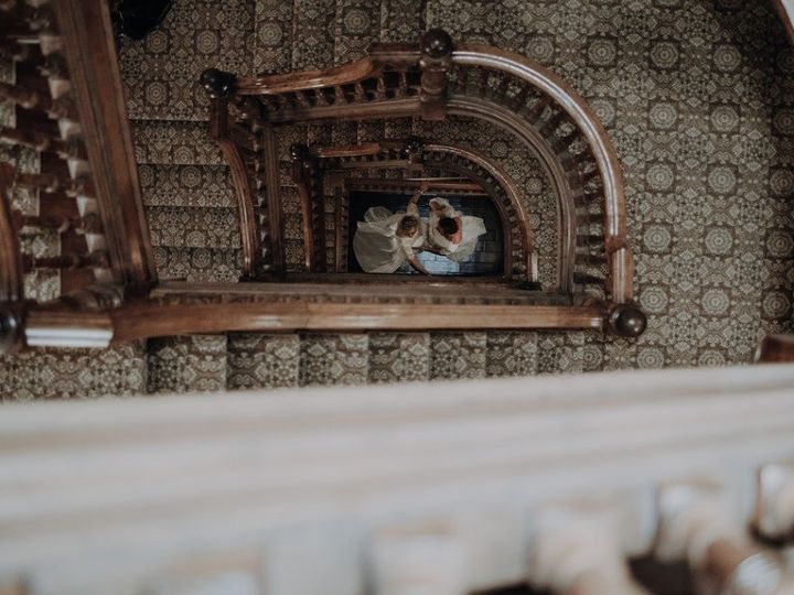 Tmx Couple Staircase 1 51 378603 1564663590 Providence, RI wedding venue