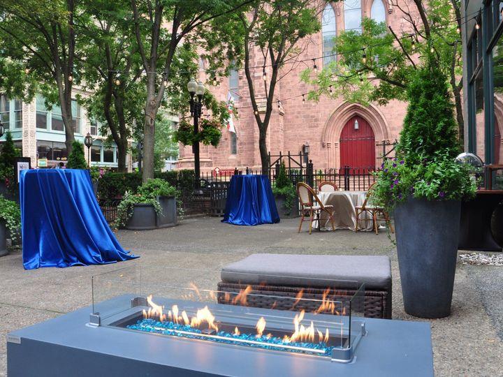 Tmx Courtyard Cocktail 4 51 378603 1564663200 Providence, RI wedding venue