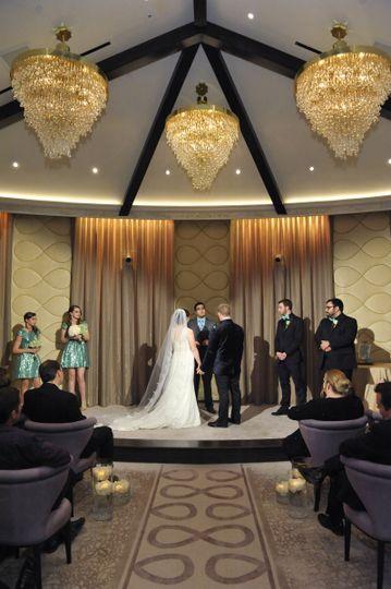 Aria Weddings Venue Las Vegas Nv Weddingwire
