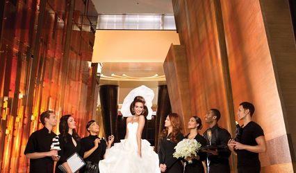 ARIA and Vdara Weddings 1