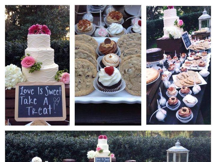 Tmx 1418101878434 Griffis Ocala wedding cake