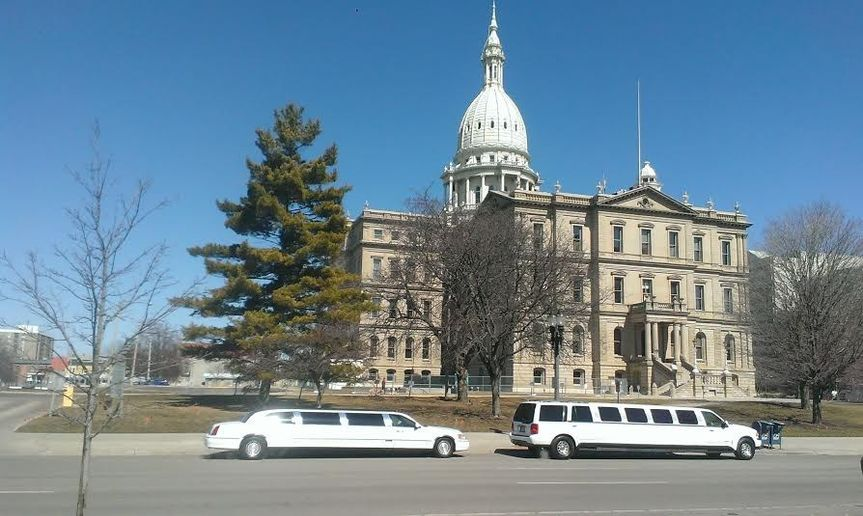 limos at the capitol