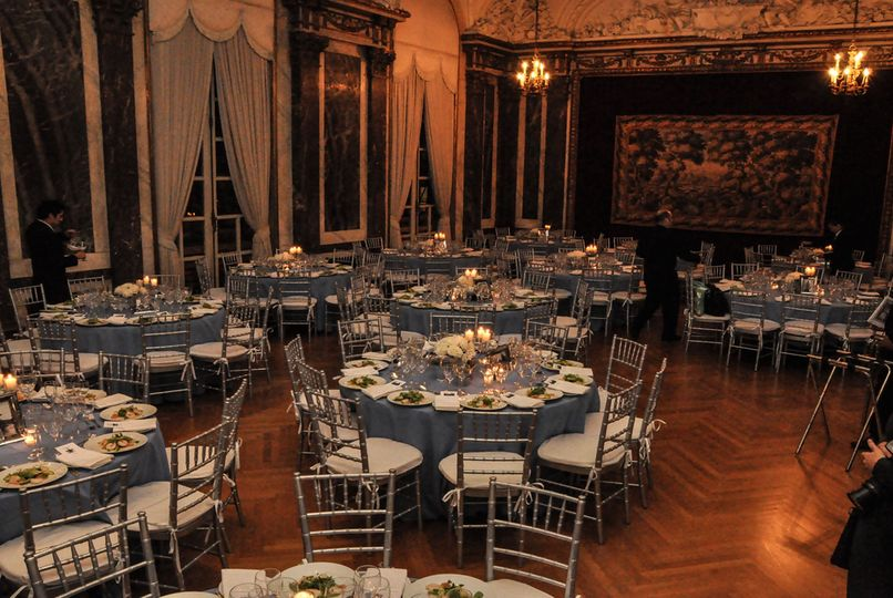 IHO Emmy and Andy The Burden Mansion Wedding Planner/ Coordinator, Floral and Decor, Stationary...