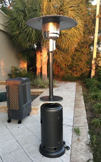 Patio heaters pensacola