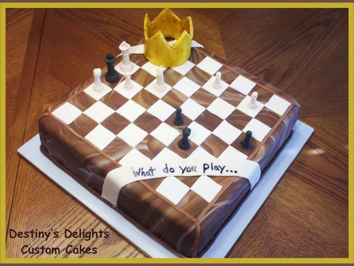 Tmx 1340042581606 ChessCake Wendell wedding cake