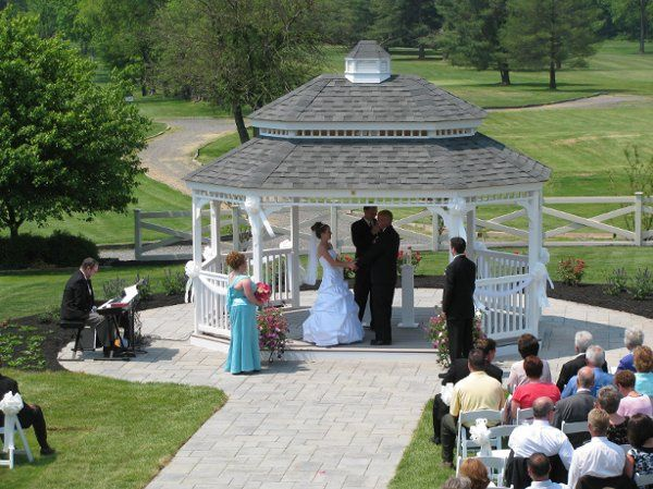 Tmx 1245557110546 May23WeddinginGazebopeps Pennsburg, PA wedding venue