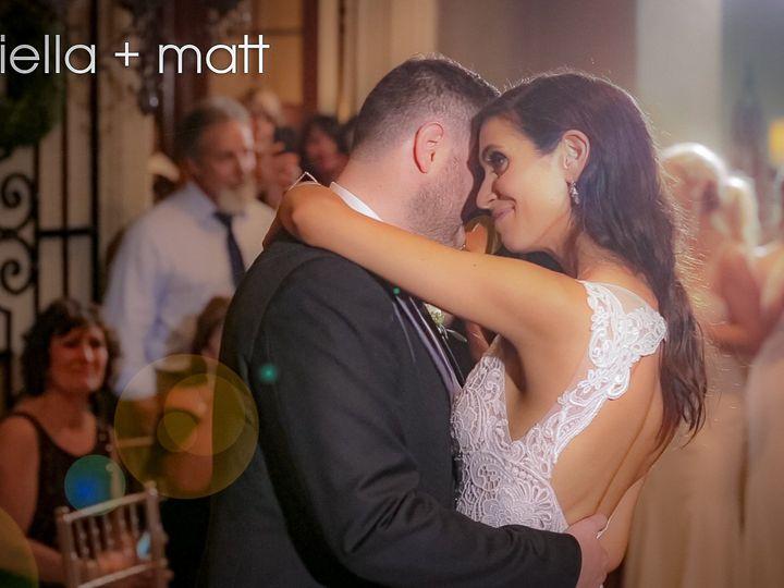 Tmx Daniella And Matt 51 172703 Manchester, CT wedding videography
