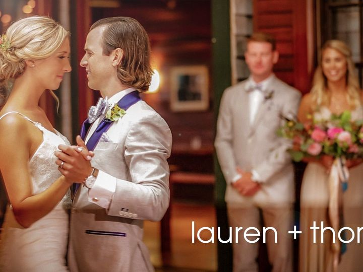 Tmx Lauren And Thomas 1 51 172703 Manchester, CT wedding videography