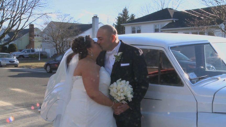 A quick kiss - Videography by Matt
