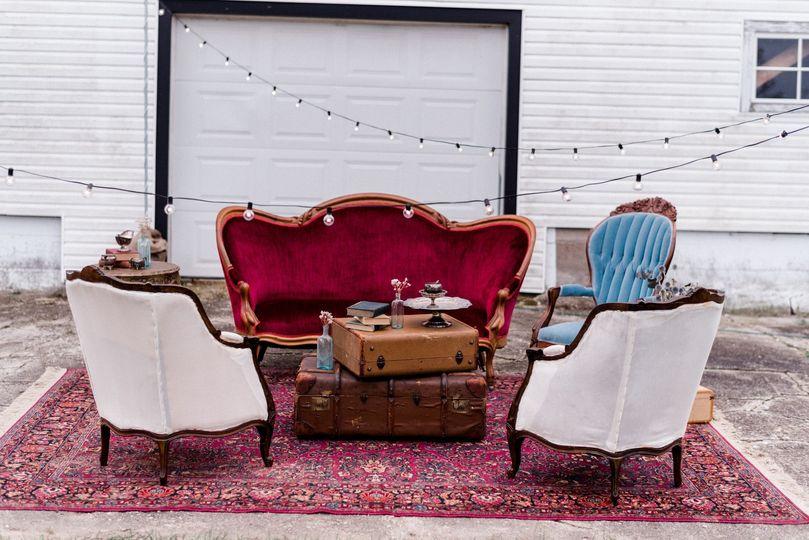Vintage rentals