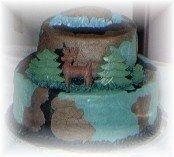 Tmx 1227325182953 Foster Murphy Groomcake Clinton, IA wedding cake