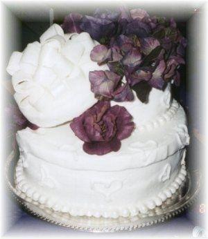 Tmx 1227325187594 Heather Shower Clinton, IA wedding cake