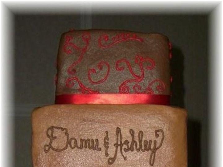 Tmx 1244066874159 Ashley53009 Clinton, IA wedding cake