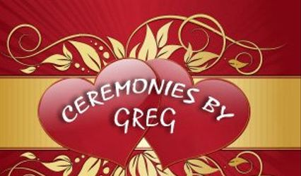 Ceremonies by Greg 1