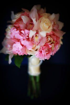 Flowers Wedding Pink Floral Bouquet Ideas
