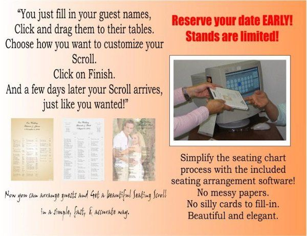 Tmx 1235156303208 Scrollinaboxinfo Yonkers wedding invitation