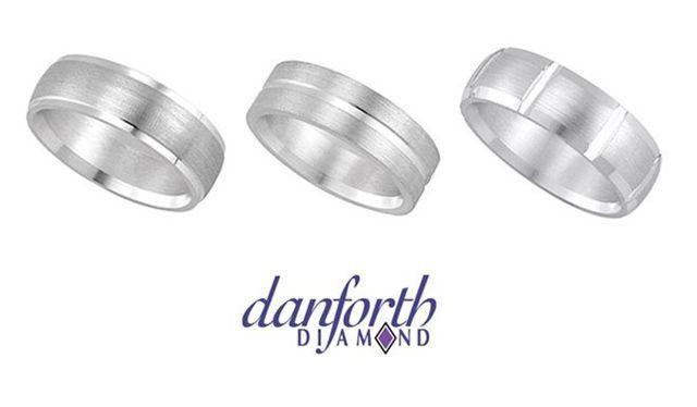 Tmx 1348853237398 ThreeMensWeddingBands2 Midlothian wedding jewelry