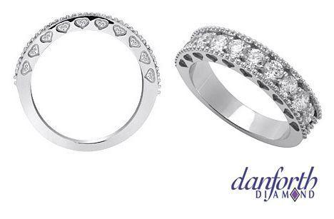 Tmx 1348853237977 WeHeartYouWeddingBand Midlothian wedding jewelry