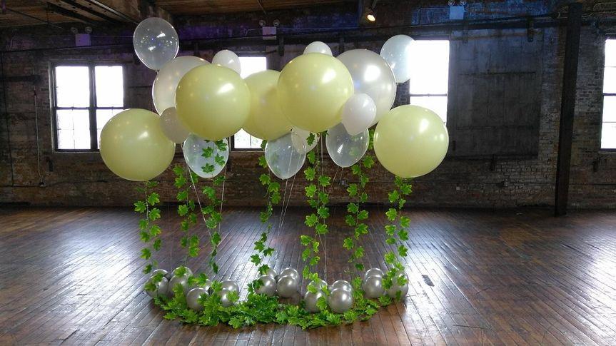 Balloon Whimsical backdrop