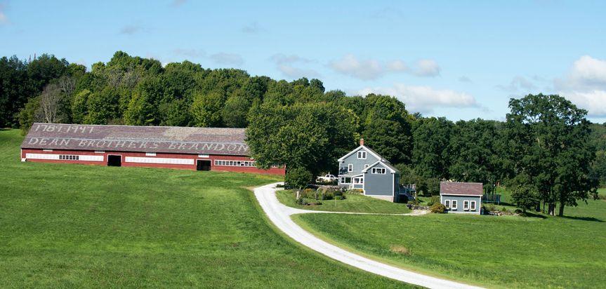 Farm and main house