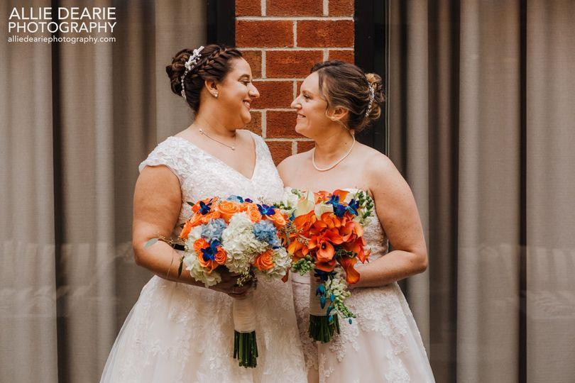 Liza and Ashley get Married