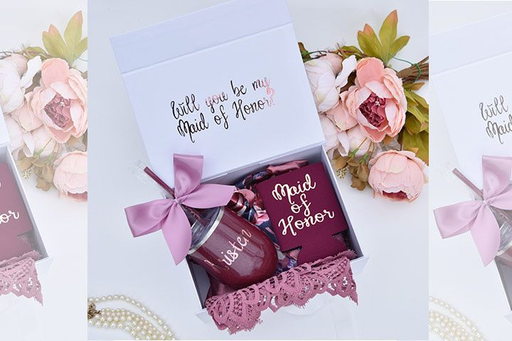 Maid of Honor proposals