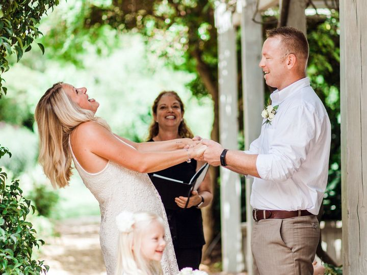 Tmx 1527720736 C3dc7370ecc13b6f 1527720733 55d25a4a46afc453 1527720729114 2 Courtney   Skylar  Raleigh, NC wedding officiant