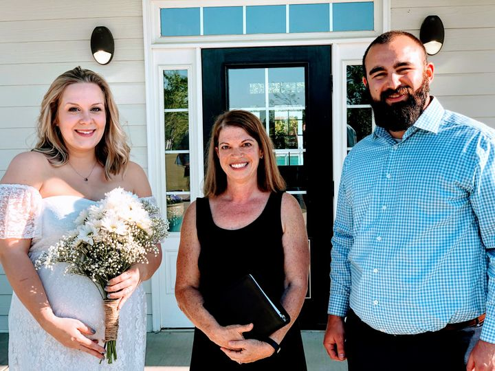 Tmx Amanda Aaron 51 737703 160329251126621 Raleigh, NC wedding officiant