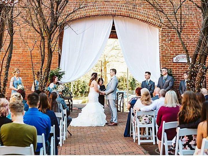 Tmx Bryan Paige Wedding 51 737703 V1 Raleigh, NC wedding officiant